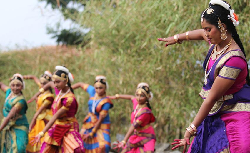 Salangai Niruthyalaya - Bharathanatyam - Bharatnatyam